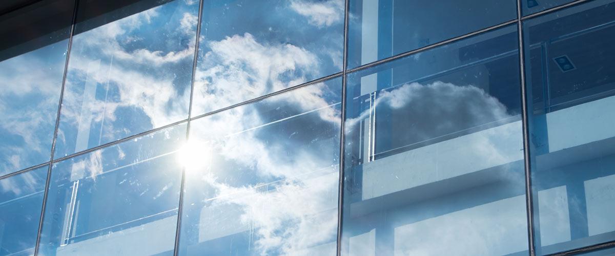 Fenster mit Wärmeschutz